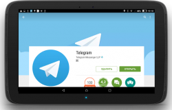 Канал Яндекс.Такси для водителей в Telegram